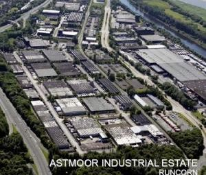 Thumbnail Light industrial to let in Astmoor Industrial Estate, Runcorn, Cheshire