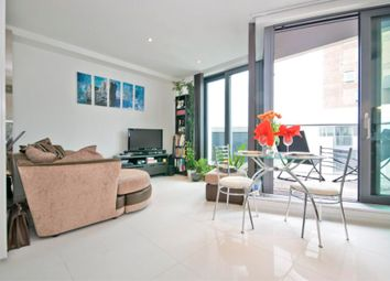 Thumbnail Studio for sale in Limeharbour, Canary Wharf