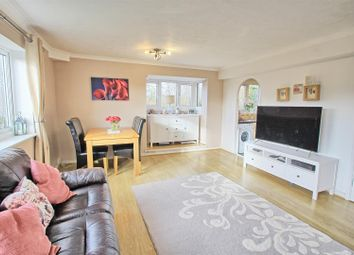 Thumbnail 2 bedroom flat for sale in Oliver Court, Crouchfield, Chapmore End, Ware