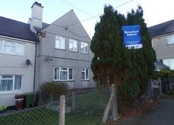 Thumbnail 4 bed end terrace house for sale in Bro Cadfan, Rhosgadfan, Caernarfon