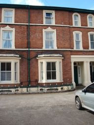 Thumbnail 1 bed flat to rent in Newbridge Crescent, Wolverhampton, West Midlands