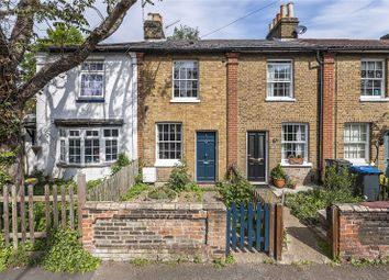 Thumbnail 2 bedroom terraced house for sale in Victoria Road, Kingston Upon Thames