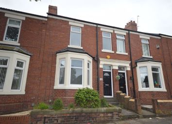 Thumbnail 3 bed terraced house for sale in Queen Alexandra Road West, North Shields