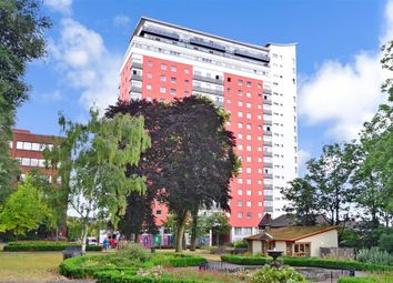 Thumbnail 1 bed flat for sale in Throwley Way, Sutton, Surrey