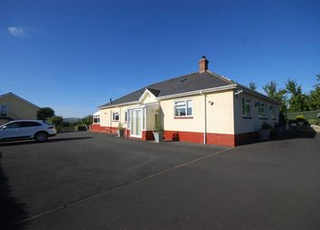 Thumbnail 3 bed detached bungalow for sale in Hereford Road, Ledbury, Herefordshire