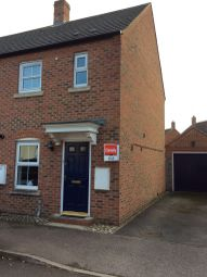 Thumbnail 2 bed semi-detached house to rent in Brimmers Way, Aylesbury