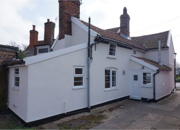 Thumbnail 2 bed semi-detached house for sale in Snape Road, Woodbridge