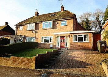 Thumbnail 4 bedroom semi-detached house for sale in Rotherfield Way, Emmer Green, Reading