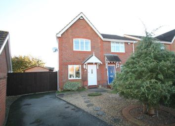 Thumbnail 2 bed semi-detached house to rent in Dukes Way, Stonehills, Tewkesbury