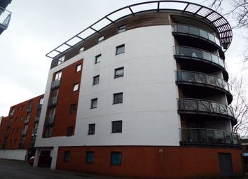 Thumbnail 1 bed flat to rent in Calshot Court, Channel Way, Ocean Village, Southampton