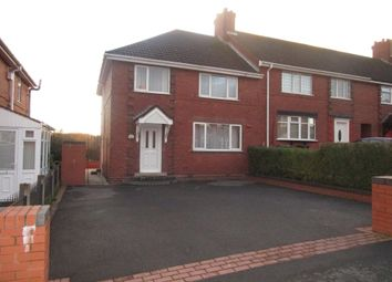 Thumbnail 4 bed end terrace house for sale in Grange Road, Coseley, Bilston