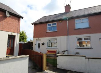 Thumbnail 3 bedroom semi-detached house for sale in Clandeboye Place, Bangor