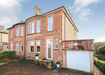 Thumbnail 3 bed semi-detached house for sale in Bradda Avenue, Rutherglen, Glasgow