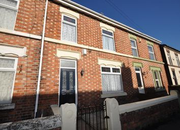 Thumbnail 3 bed terraced house for sale in Pleasant Street, Wallasey