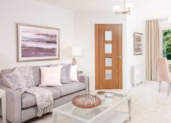 Thumbnail 1 bed flat for sale in Springkell Avenue, Glasgow