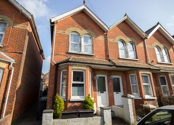 Thumbnail 3 bed end terrace house to rent in St Davids Road, East Cowes