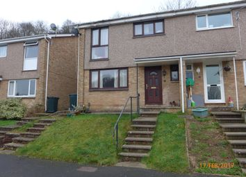 Thumbnail 3 bed semi-detached house to rent in Berry's Wood, Newton Abbot