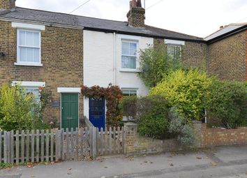 Thumbnail 2 bed terraced house for sale in Windmill Lane, Surbiton, Long Ditton