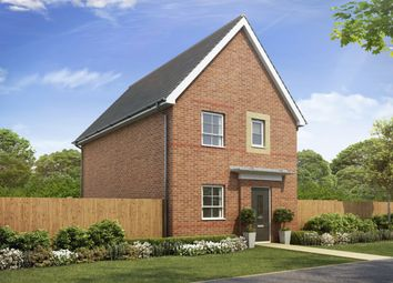 "Thumbnail 3 bed detached house for sale in ""Folkestone"" at Shipbrook Road, Rudheath, Northwich"