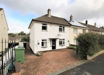 Thumbnail 3 bed terraced house for sale in Erle Gardens, Plympton St Maurice, Plymouth, Devon