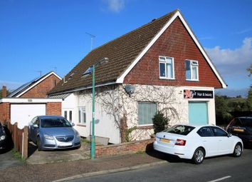 Thumbnail 3 bed flat for sale in Hill Road, Costessey, Norwich