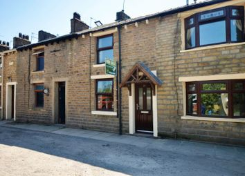 Thumbnail 2 bed terraced house for sale in Badge Brow, Oswaldtwistle, Accrington