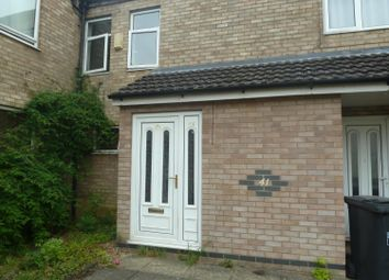 Thumbnail 1 bed detached house to rent in Holyrood Walk, Corby