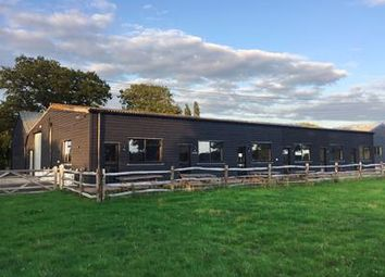 Thumbnail Serviced office to let in Unit 4, Burnt House Farm Centre, Bedlam Lane, Ashford, Smarden, Kent