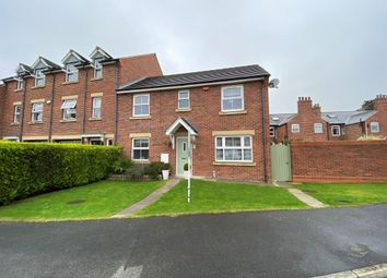 Thumbnail 2 bed end terrace house for sale in St. Marys Walk, Hambleton, Selby