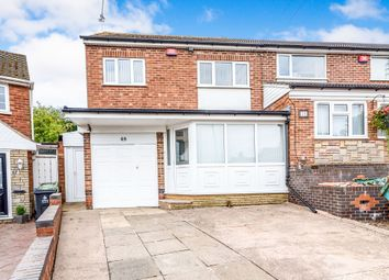 Thumbnail 3 bedroom semi-detached house for sale in Moreton Avenue, Great Barr, Birmingham