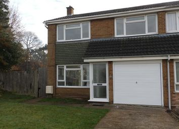 Thumbnail 3 bedroom property for sale in Ramsgate Drive, Ipswich