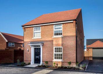 """Thumbnail 4 bedroom detached house for sale in """"Ingleby"""" at Marden Road, Staplehurst, Tonbridge"""