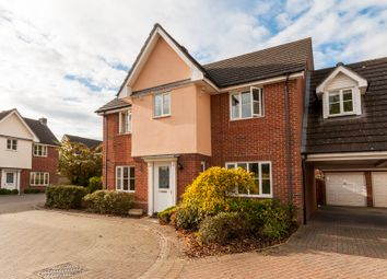 Thumbnail 5 bed detached house to rent in Coppingford End, Copford, Colchester