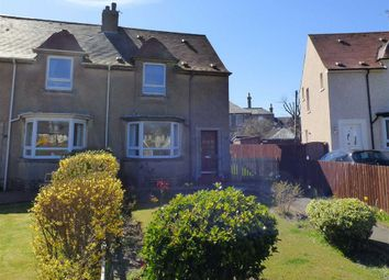 Thumbnail 2 bed semi-detached house for sale in Woodside Crescent, Elie, Fife