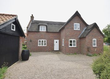 Thumbnail 2 bed detached house for sale in Church Road, Potter Heigham
