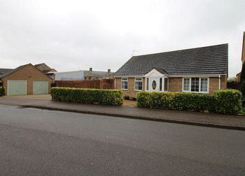 Thumbnail 2 bed detached bungalow for sale in Orchard Close, Warboys, Huntingdon