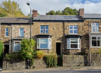 Thumbnail 3 bed terraced house to rent in Ecclesall Road, Ecclesall, Sheffield