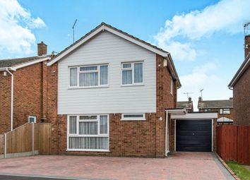 Thumbnail 3 bed detached house for sale in Churchill Way, Faversham