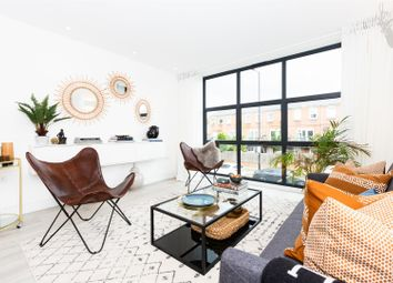 Thumbnail 3 bed detached house for sale in Crossway, Dalston, London