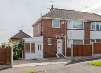 Thumbnail 3 bed semi-detached house for sale in Somercotes Road, Sheffield, South Yorkshire