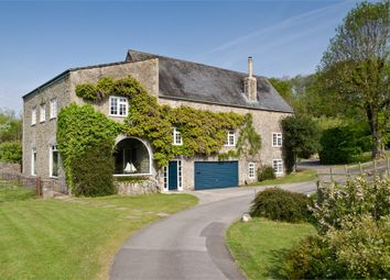 Thumbnail 4 bed detached house for sale in Ham Mill, Ham Hill, Holcombe, Somerset