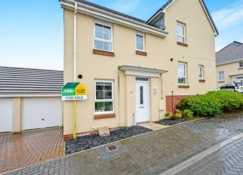 Thumbnail 3 bedroom semi-detached house for sale in Bodmin, Cornwall, England