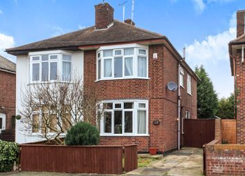 Thumbnail 3 bed semi-detached house for sale in St. Johns Road, Peterborough
