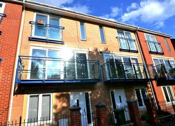 Thumbnail 3 bed town house to rent in The Sanctuary, Hulme, Manchester