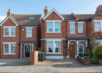 Thumbnail 4 bedroom end terrace house for sale in Gladstone Road, Broadstairs