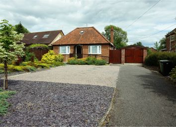 Thumbnail 3 bed detached bungalow for sale in Croft Lane, Diss