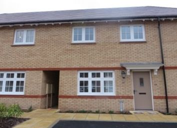 Thumbnail 3 bed terraced house to rent in Foxglove Close, Newton Abbot
