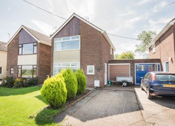 Thumbnail 3 bed detached house for sale in Mill Road, Woodford, Kettering