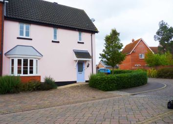 Thumbnail 3 bedroom detached house to rent in Lee Warner Road, Swaffham