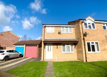 Thumbnail 3 bed semi-detached house for sale in Lionel Hurst Close, Great Cornard, Sudbury